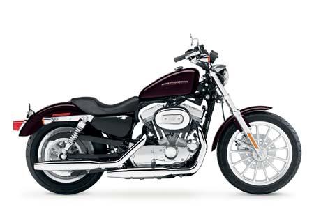 Harley-Davidson-XL883Sportster Low