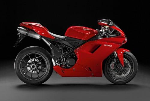 Ducati 1198 SP