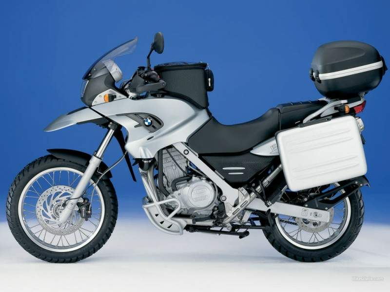 Bmw F650gs 2000 2007 Yakıt Tüketimi Ve Teknik özellikleri Ytnet