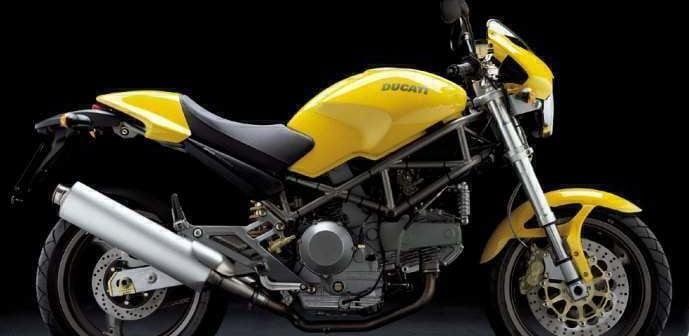 Ducati Monster 900ie