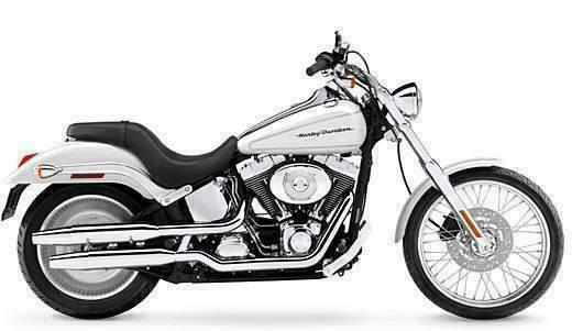 Harley FXSTDI Deuce