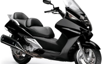 Honda FJS600 Silver Wing