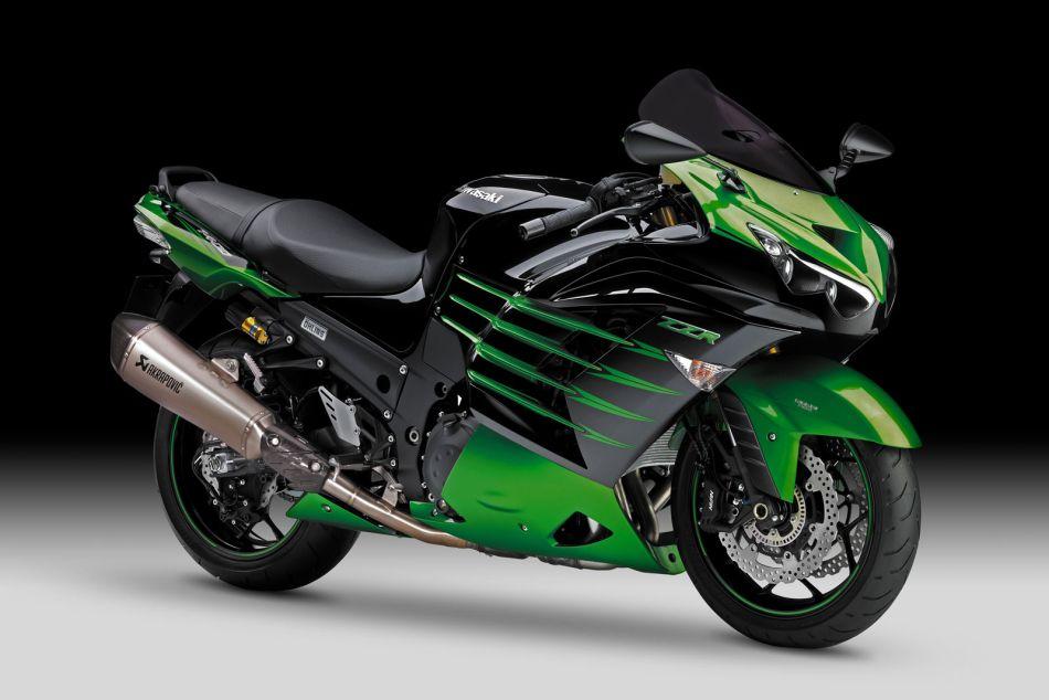 Kawasaki ZZR 1400 Yakıt Tüketimi ve Teknik Özellikleri | YT net