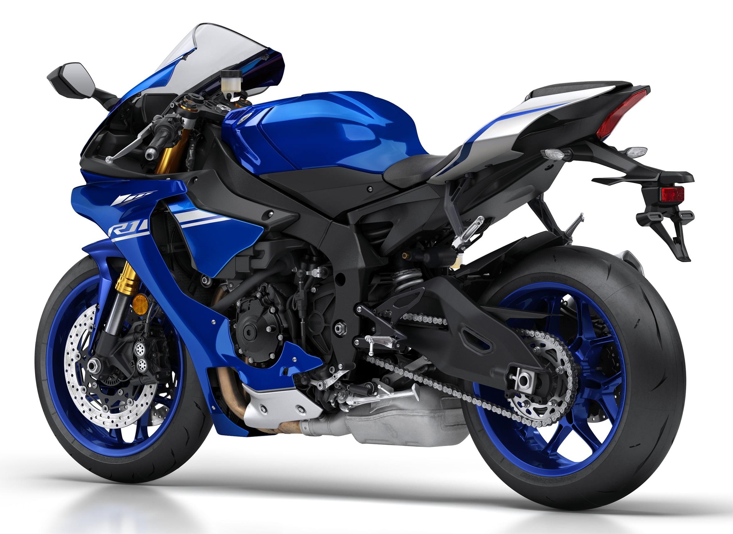 Yamaha Yzf R1 Yakıt Tüketimi Ve Teknik özellikleri Ytnet