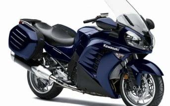 Kawasaki GTR1400 Mavi