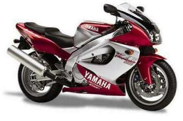 Yamaha Yzf 1000r Thunderace Yakıt Tüketimi Ve Teknik özellikleri