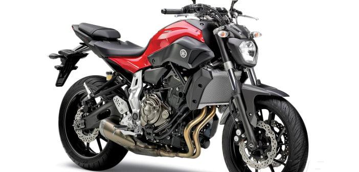 Yamaha-MT-07-Kırmızı