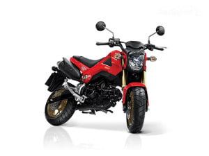 honda-msx125-grom-kırmızı