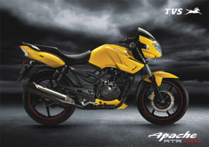 tvs_apache_RTR_150_sarı