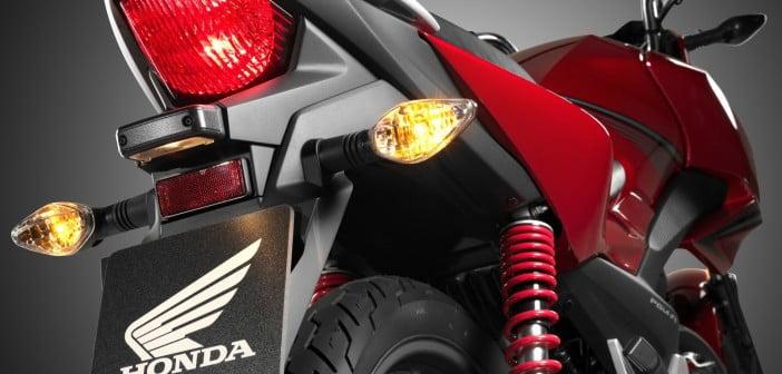 2015 Honda CB125F