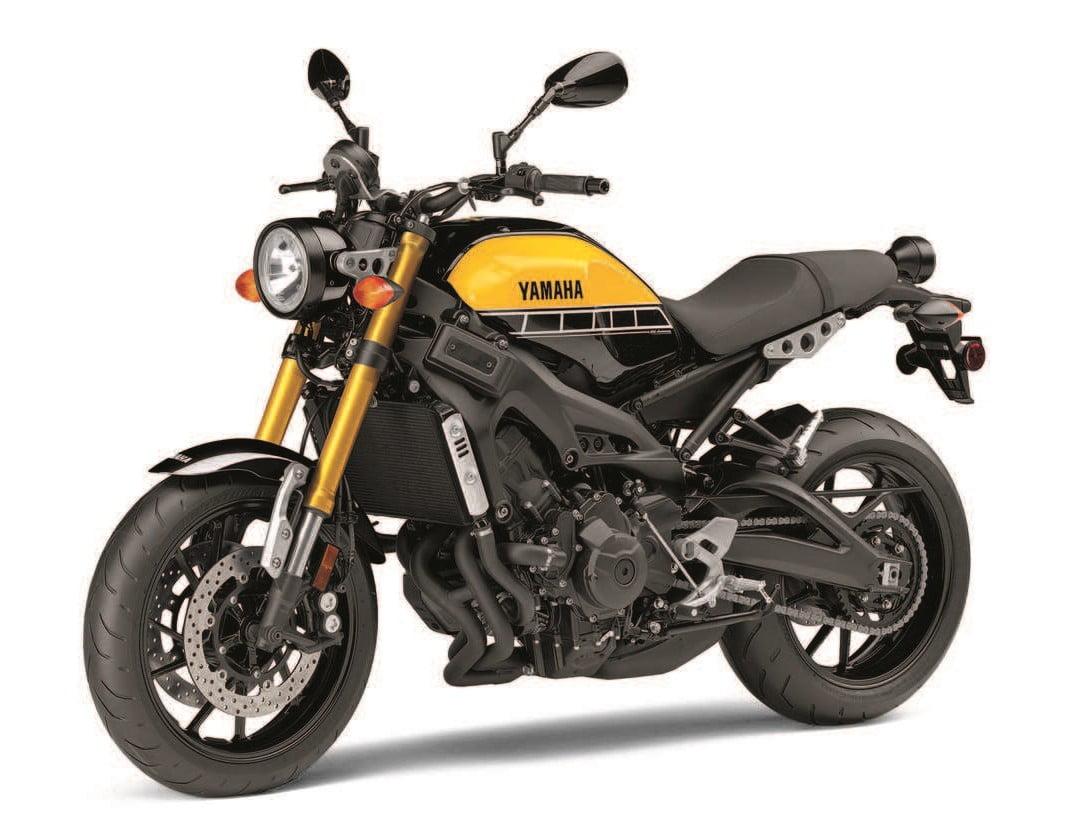 Yamaha XSR900 Yakıt Tüketimi ve Teknik Özellikleri
