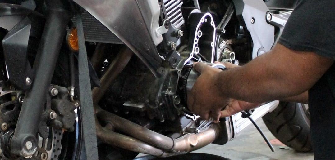 motor-bakım