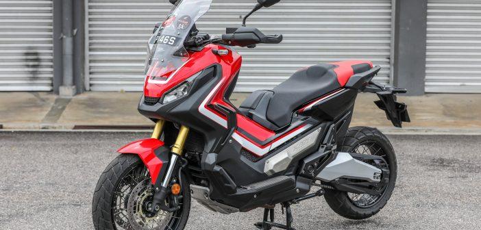 Honda-XADV-Kırmızı